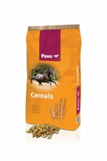 Pavo Cereals - Crushed oats - Top quality cereals